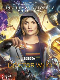Doctor Who: The Woman Who Fell to Earth