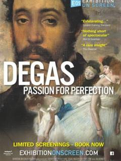 Degas: Passion for рerfection