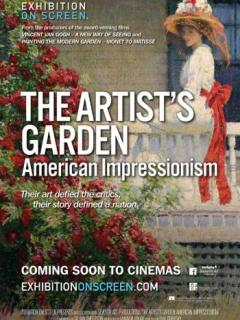 The Artist's Garden: American Impressionism